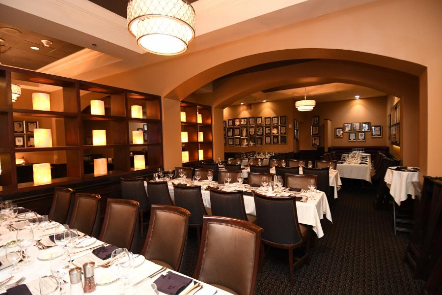 Jack's Place Restaurant - Dining Room