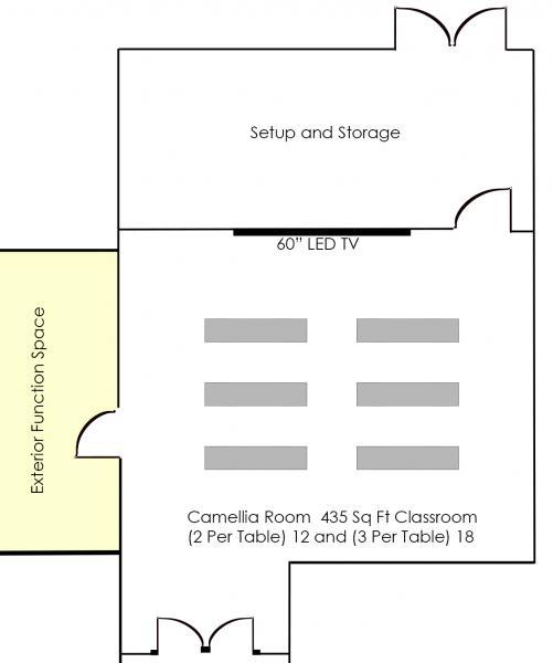 Classroom Diagram - Camellia