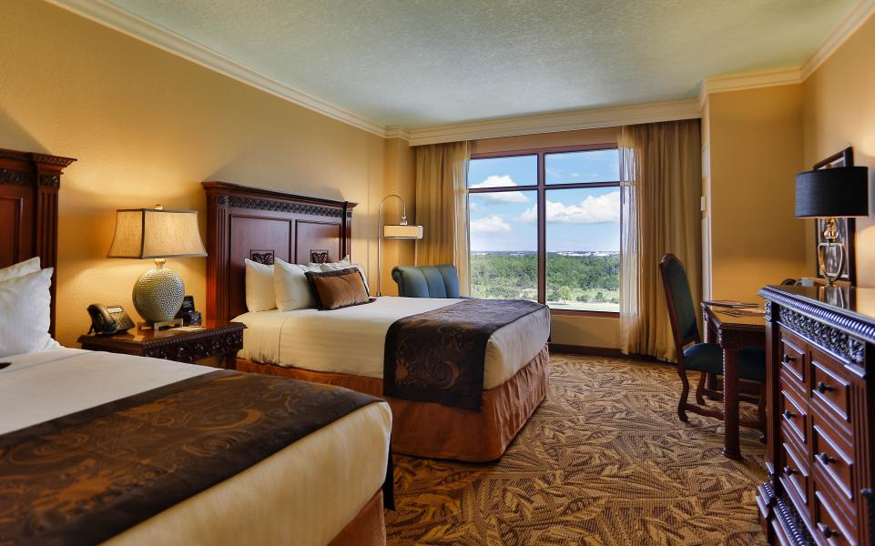 Rosen Shingle Creek's Double Queen Guestroom