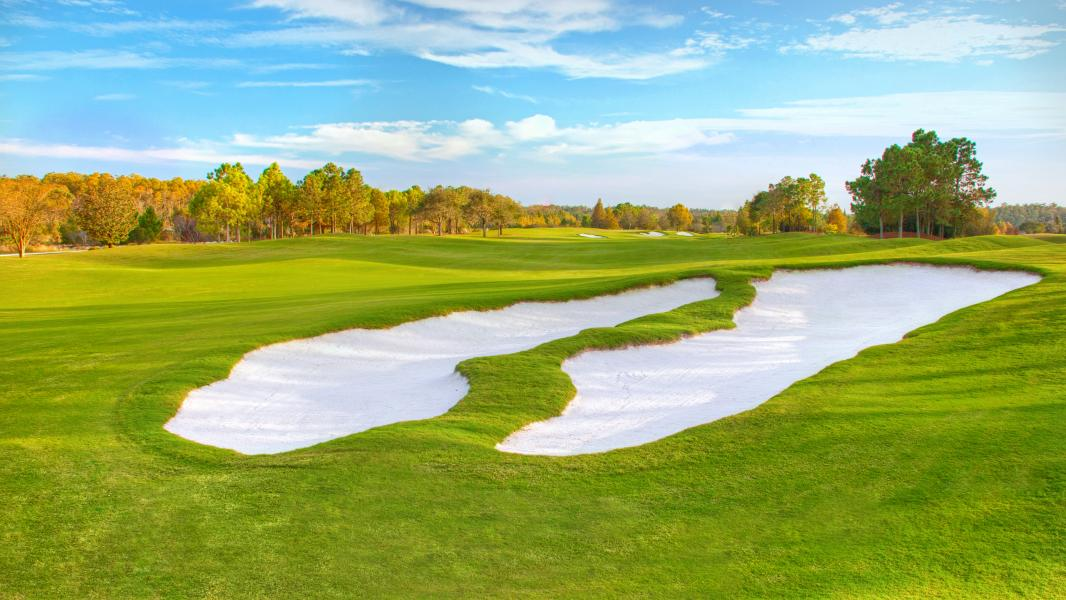 Shingle Creek Golf Club, redesigned by Arnold Palmer Design Company.