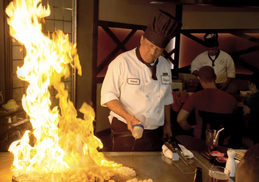 Shogun Restaurant