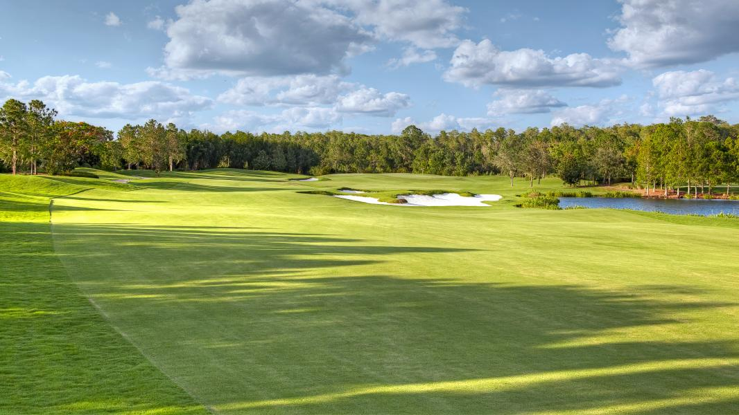 Shingle Creek Golf Club Hoyo 16