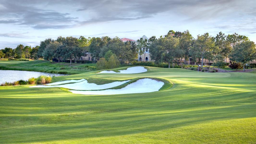 Rosen Reveal Golf -- Shingle Creek Golf Club