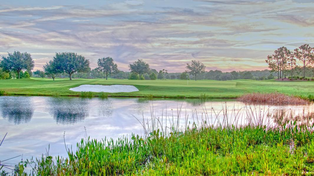 Shingle Creek Golf Club Hoyo 7