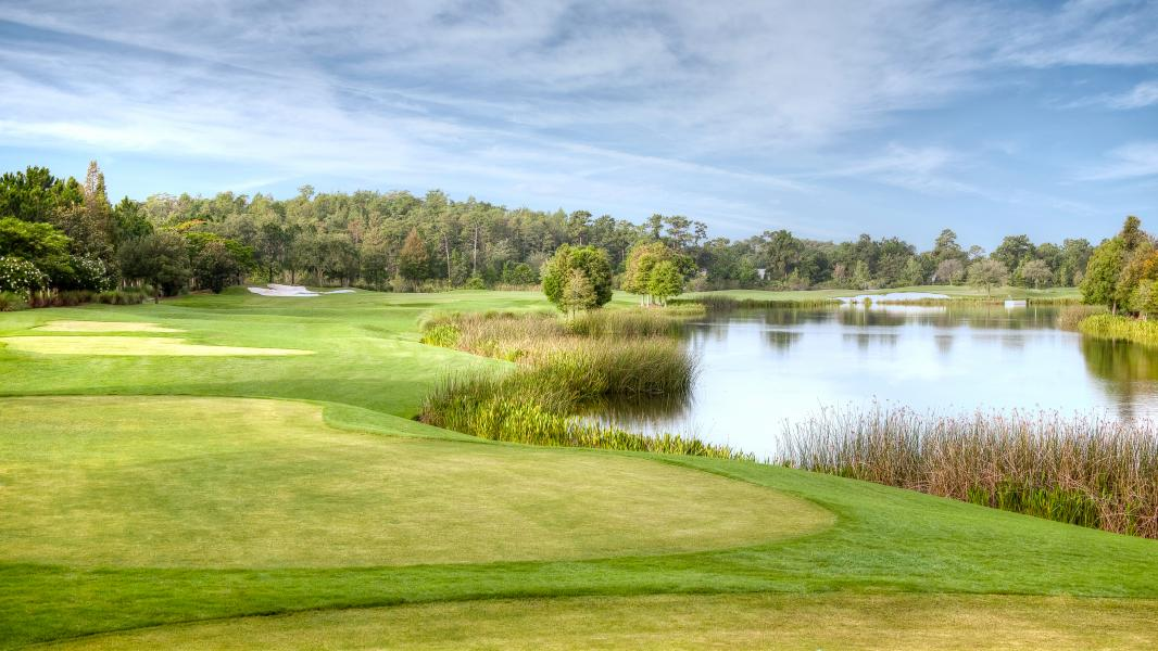 Shingle Creek Golf Club Hoyo 3