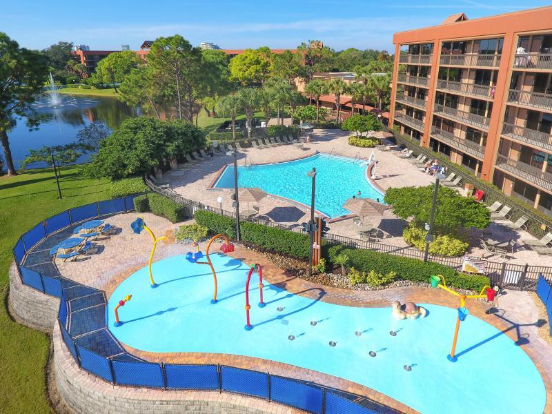 Ozzie's Splash Zone and Seasonally Heated Pool