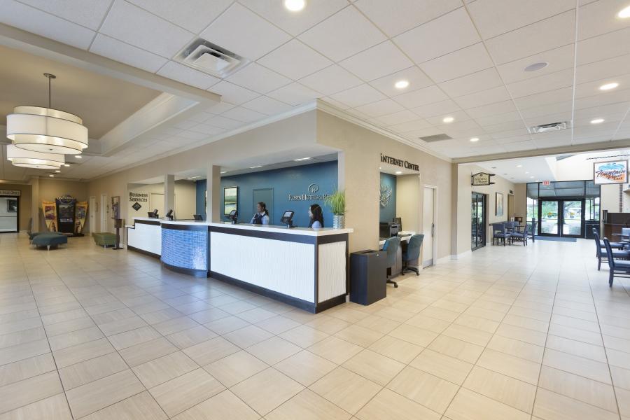 Interior - Lobby