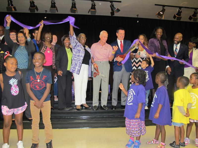 Rosen PreSchool - OCPS ACE School Dedication