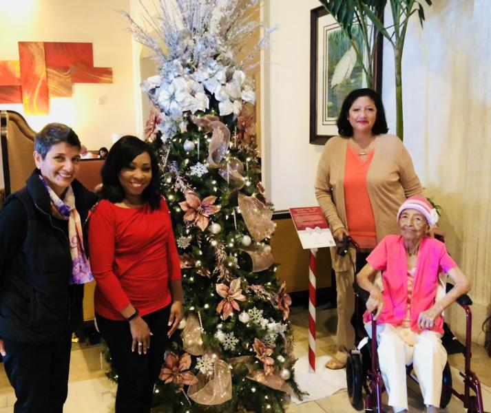 Compassionate Hearts Holiday Charity Tree