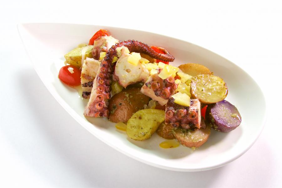 Cala Bella - Grilled Octopus and Warm Potato Salad
