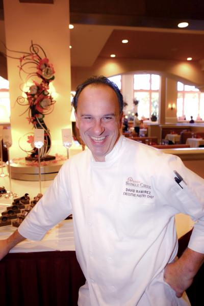 David Ramirez - Executive Pastry Chef