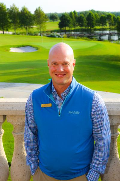 Mitch Leininger - Golf Course Superintendent