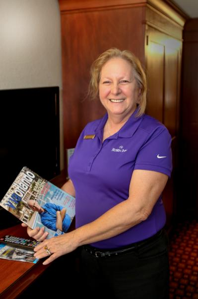 Debbie Shannon, Housekeeping Director