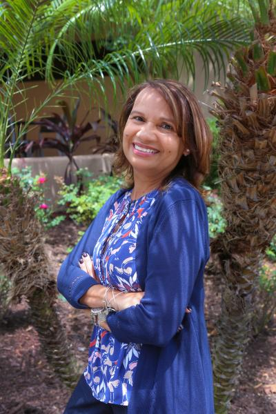 Evelyn Torres, Sales Manager