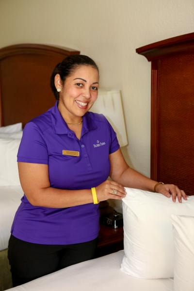 Judith Jimenez Reyes, Housekeeping Director