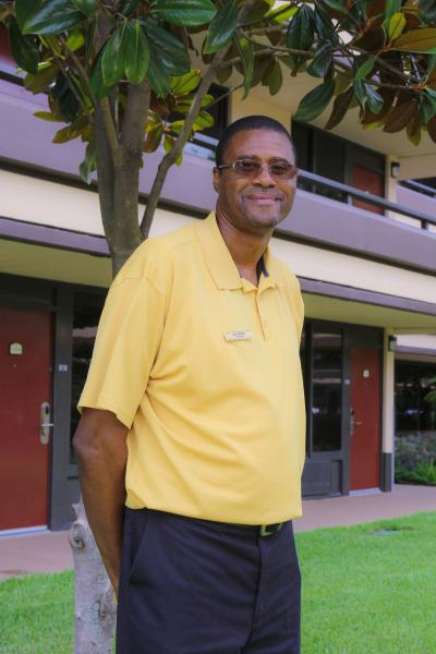 Leon Williams, Housekeeping Manager