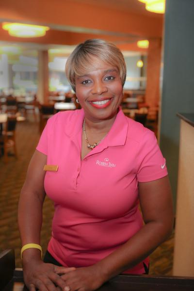 Rose Matos, Restaurant Supervisor