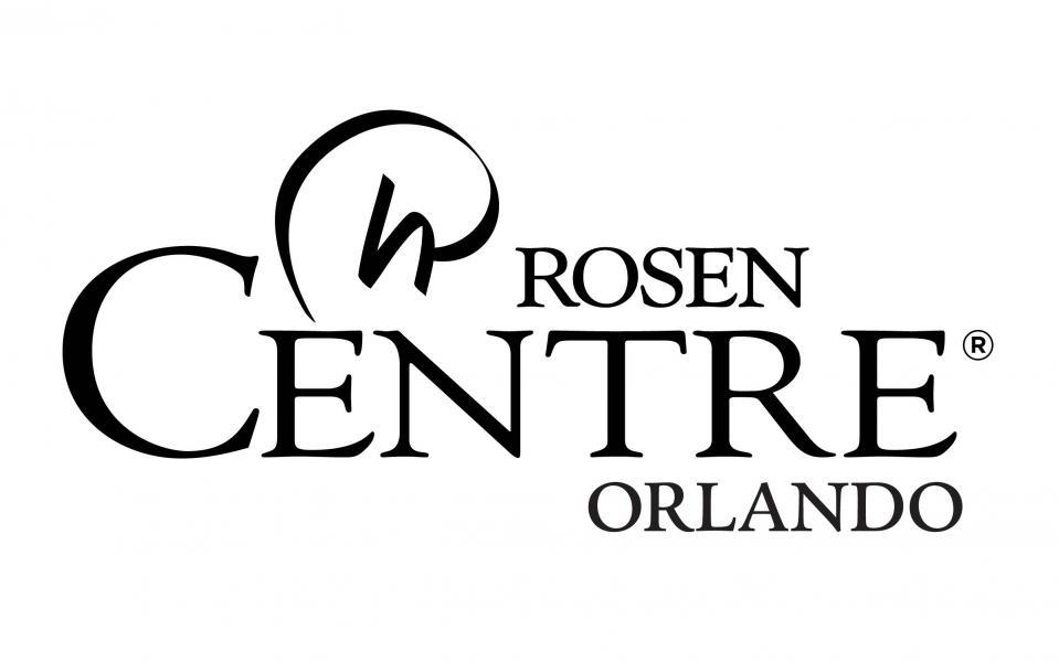 Rosen Centre Orlando Logo - Black