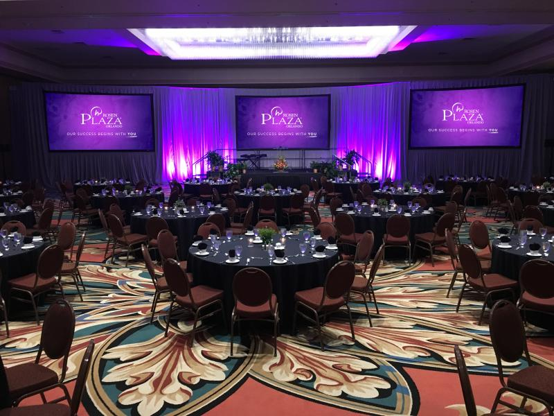 Rosen Plaza Meeting Space
