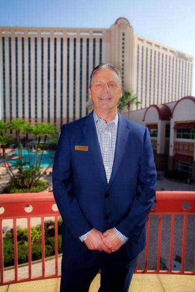 Phil Caronia, General Manager