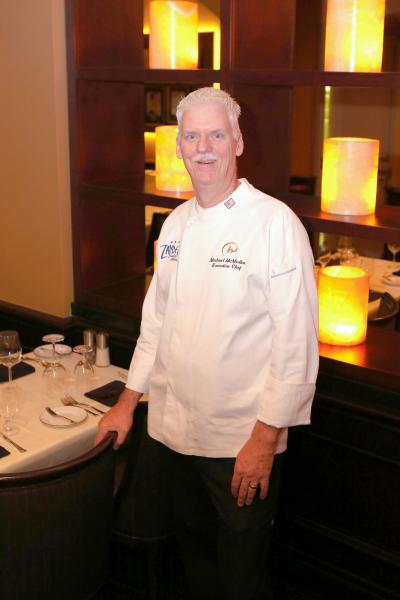 Michael McMullen, Executive Chef