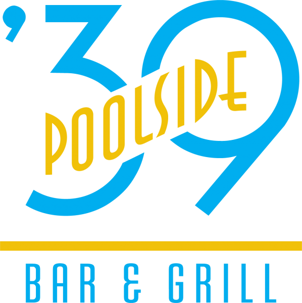 '39 Poolside Bar & Grill Logo