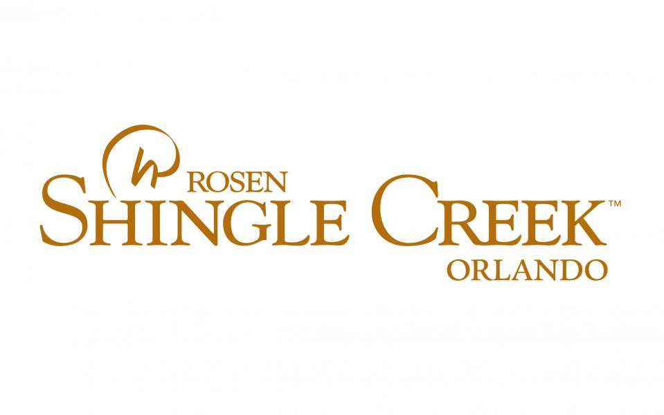 Rosen Shingle Creek Orlando Logo (Gold)