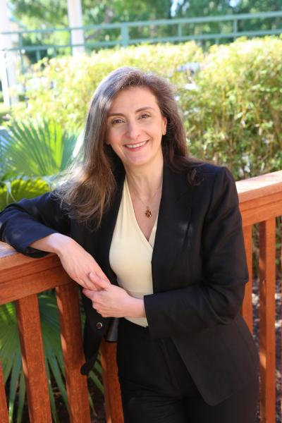 Lilianne Murr, National Sales Manager