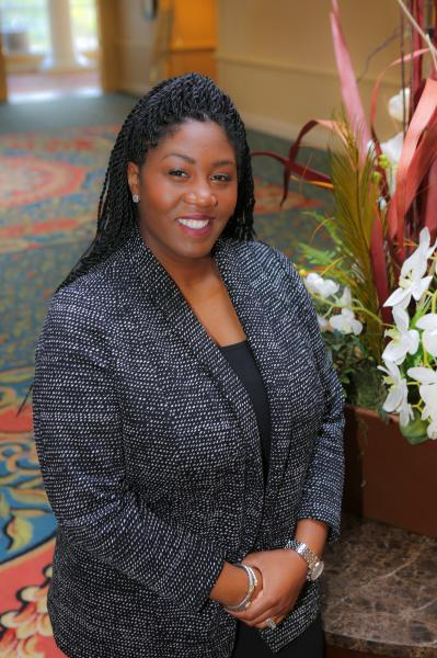Marissa Wallace, Conference Center Sales Manager