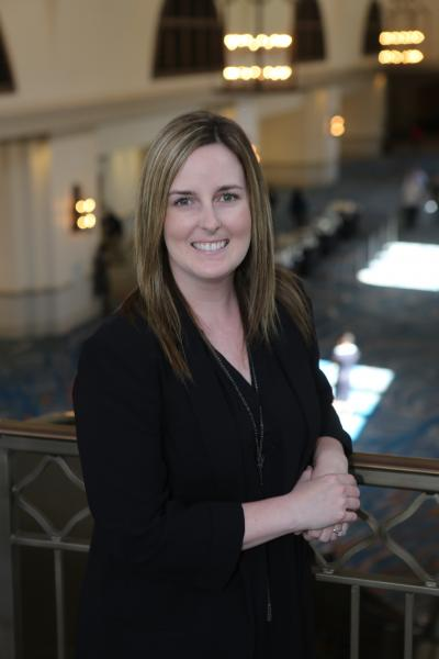 Sarah Berry, Sales Manager