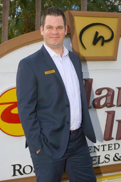 James Blackburn, Assistant General Manager