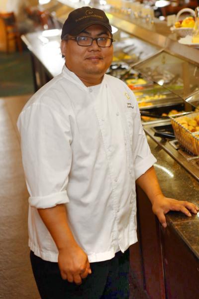 Henry Sison, Executive Chef