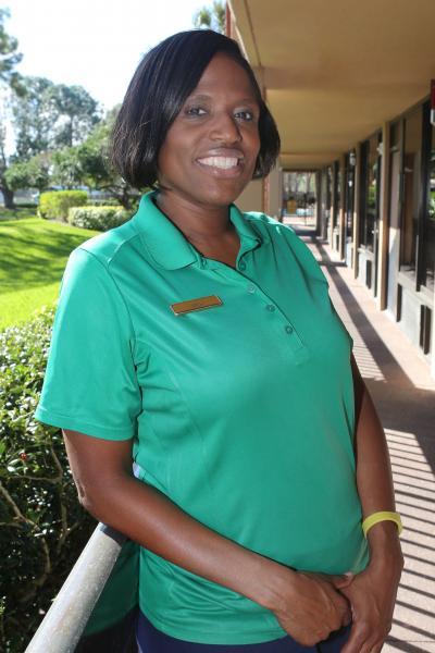 Sandra Joseph, Executive Housekeeper