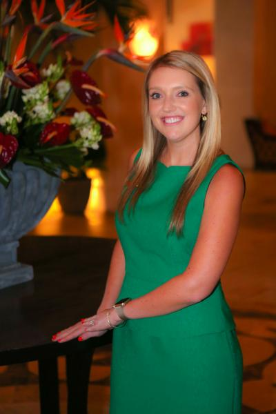 Ashley Haumann, National Sales Manager