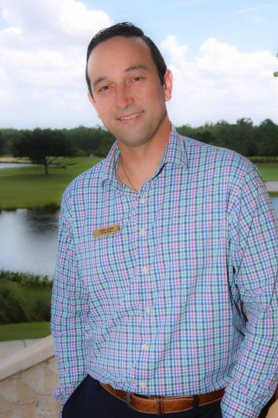Jason Johns, Golf Sales Manager