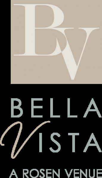 Bella Vista - A Rosen Venue Logo