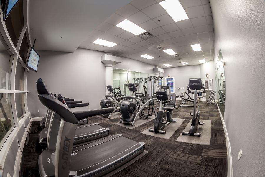 Rosen Plaza Fitness Center