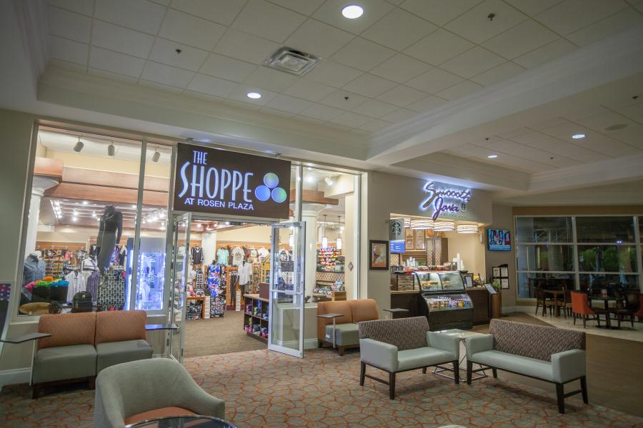 The Shoppe at Rosen Plaza
