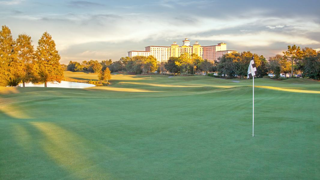 Shingle Creek Golf Club - Hole 8