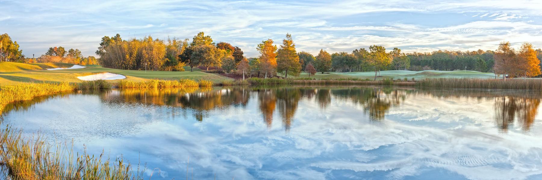 Shingle Creek Golf Club - Hole 6