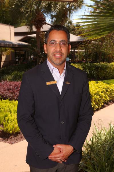 Miguel Bouret, Assistant General Manager
