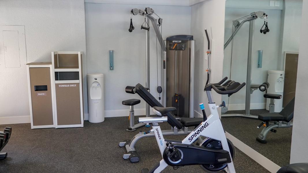 Fitness Center - Precore Machine