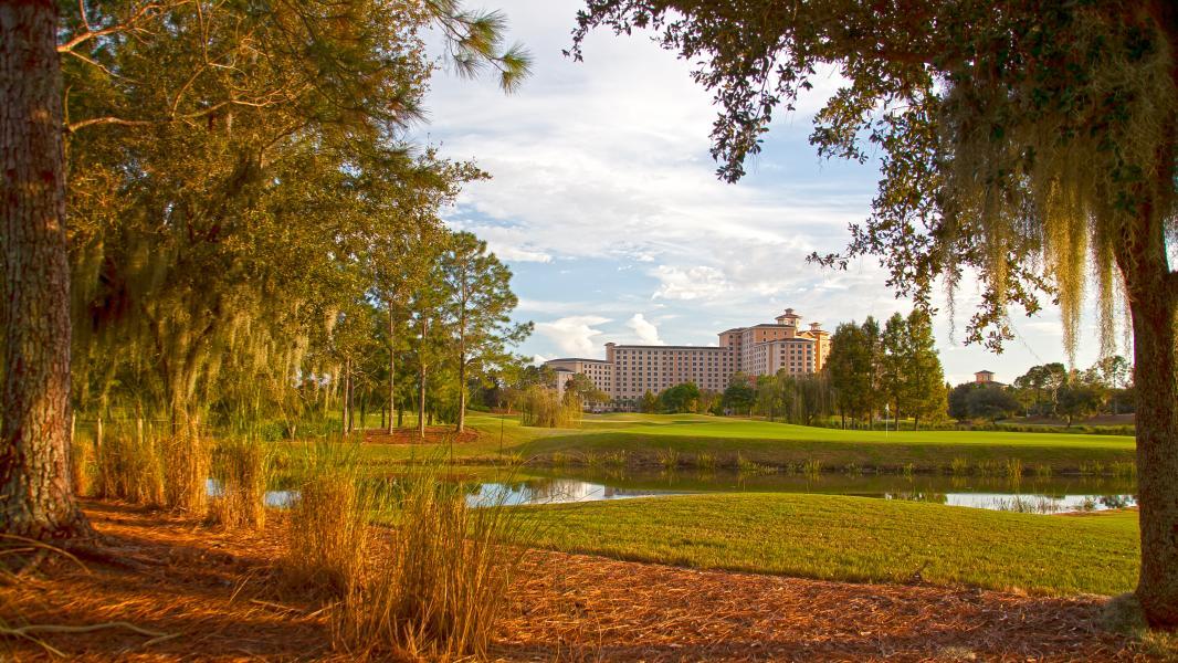 Shingle Creek Golf Club - Hole 15