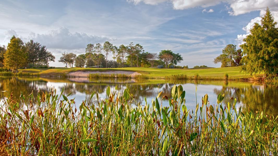 Shingle Creek Golf Club - Hole 18