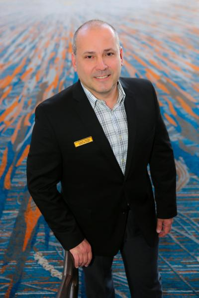 Gustavo Sanchez, National Sales Manager