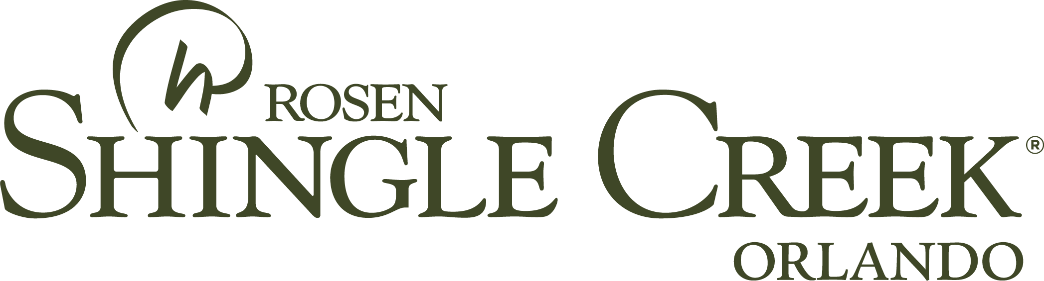 Rosen Shingle Creek Orlando Logo (Green)