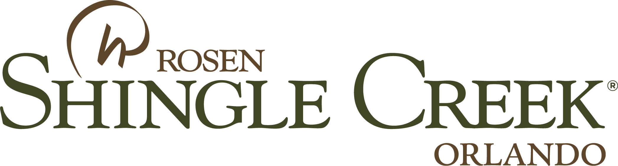Rosen Shingle Creek Orlando Logo (2C)