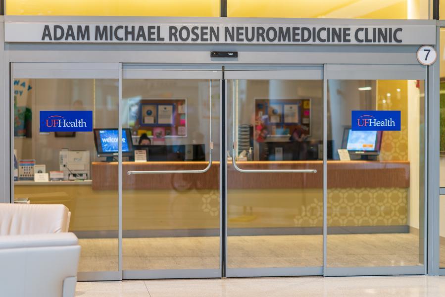 Adam Michael Rosen Neuromedicine Clinic at UF