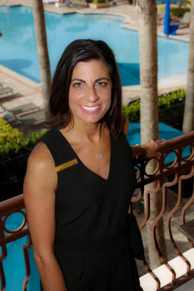 Lisa Severt, Conference Center Sales Manager