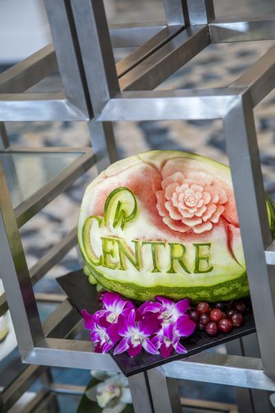 Centre Watermelon